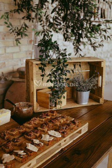 Buffets en bois