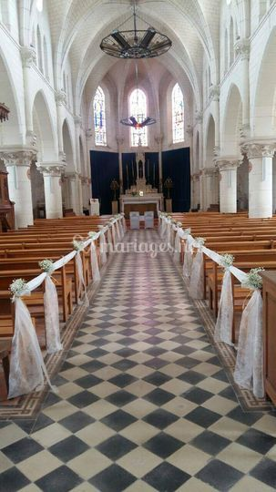 Église de Dampierre-en-Burly