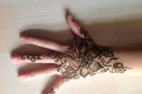 Henna Lahnina - Tatouages au henné