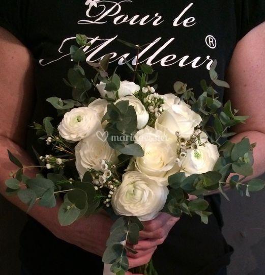 Bouquet de Mélanie