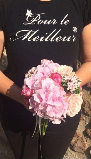 Bouquet mélange