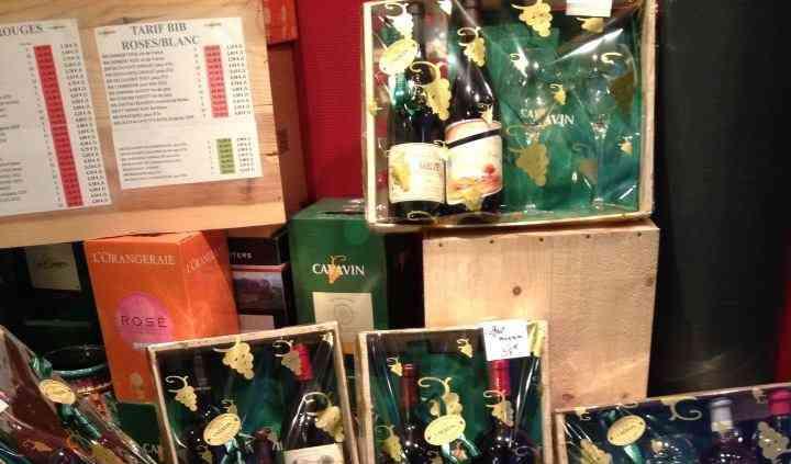 Coffrets cadeaux/cubis
