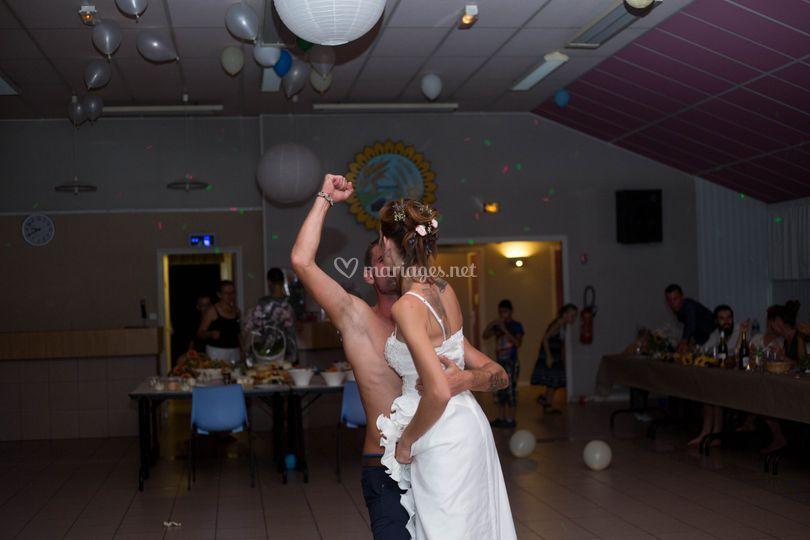 A&D danse couple