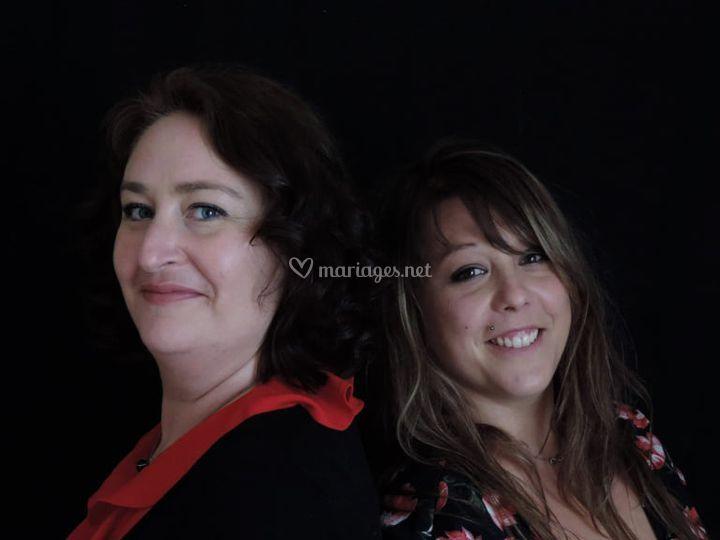 Sylvie et Claire