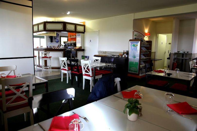 restaurant - Golf De Domont Mariage