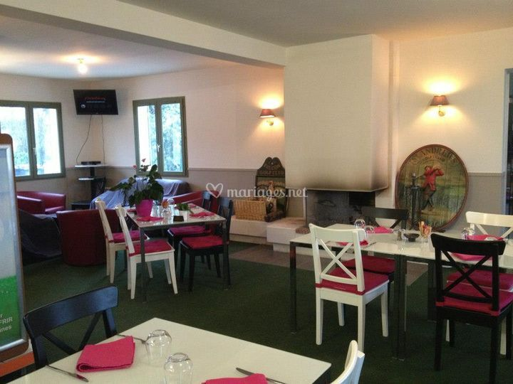 salle restaurant ct chemine sur golf de gonesse - Golf De Domont Mariage