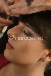 Make up at Pierre clos