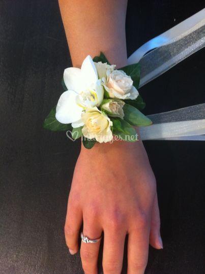Bracelet sur ruban