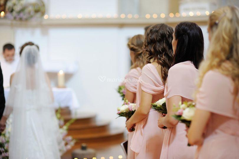 Bridesmaid of I P