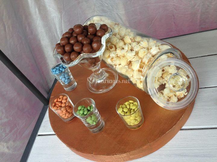 Candy bar Création