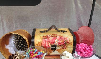 Candy bar Création 1