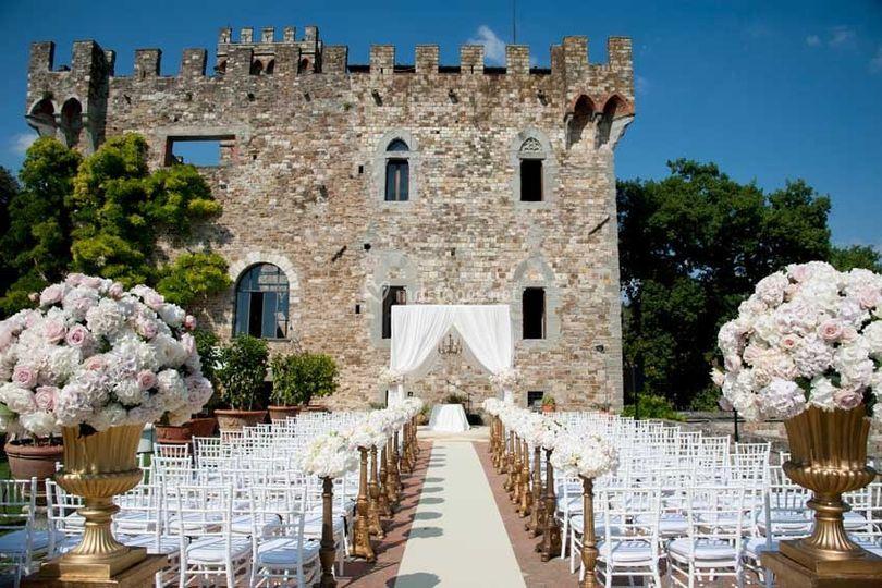 Château et cérémonie