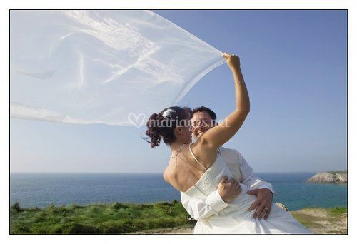 Voile de la mariée
