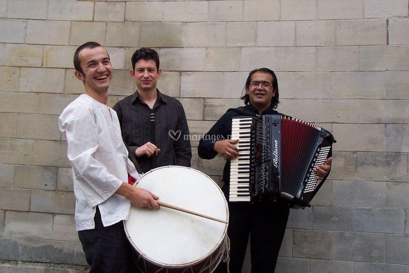 BalkArt Trio
