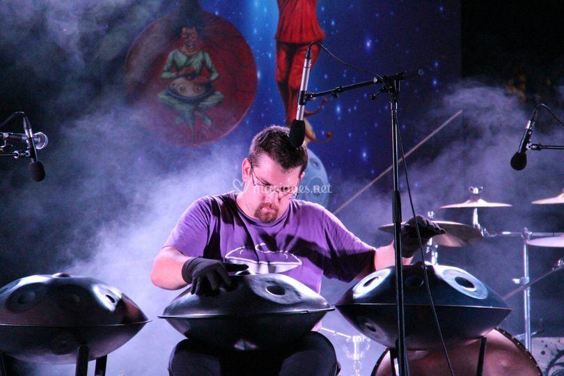 Guitòti - Hang & Percussions