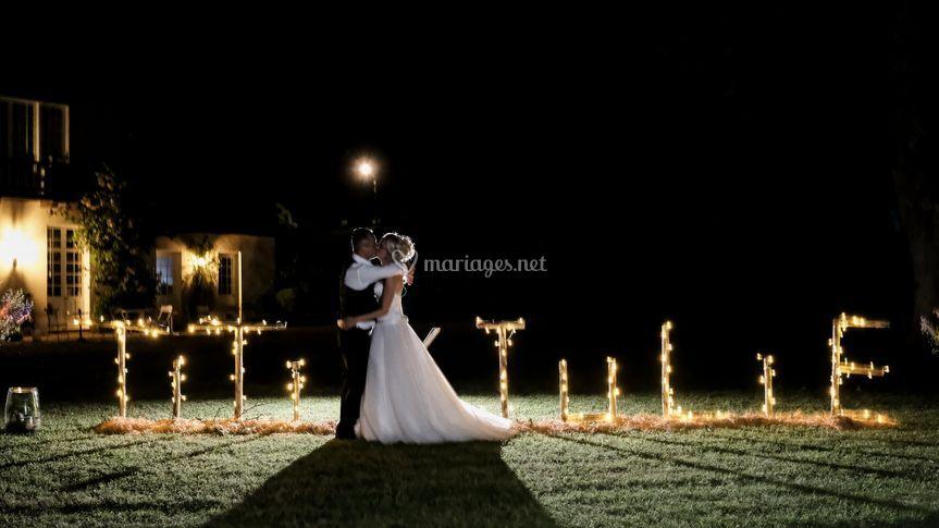 Mariage au Domaine