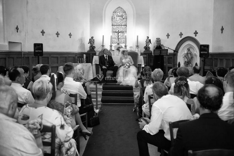 Chapelle cérémonie laïque