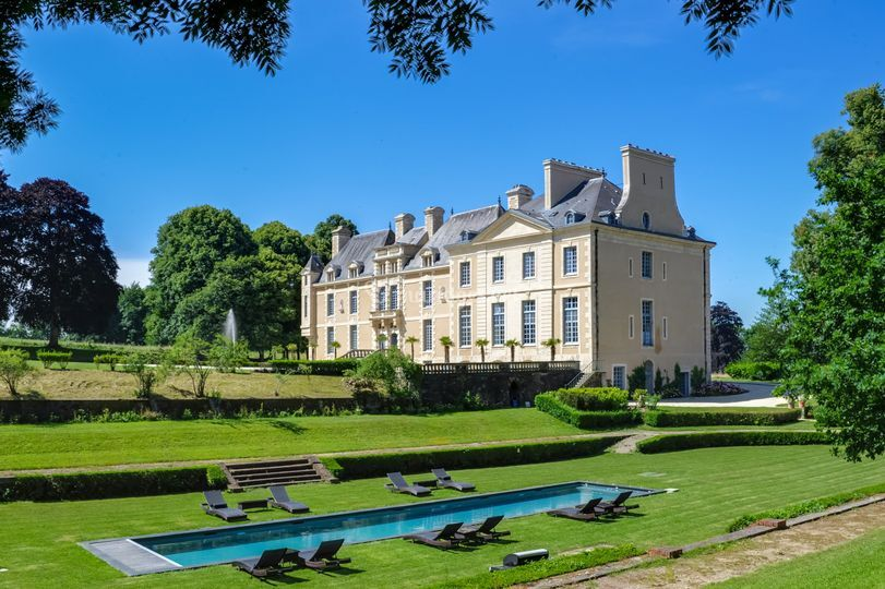 Château de Villers-Bocage