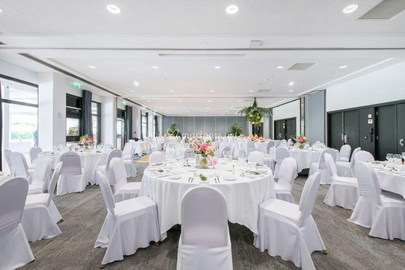 Salle de banquets - Dîner
