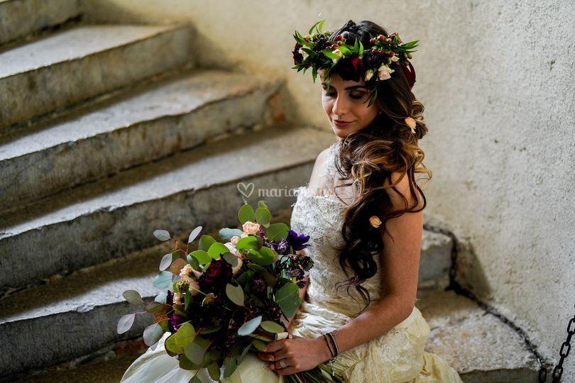 Mariée dans la tour