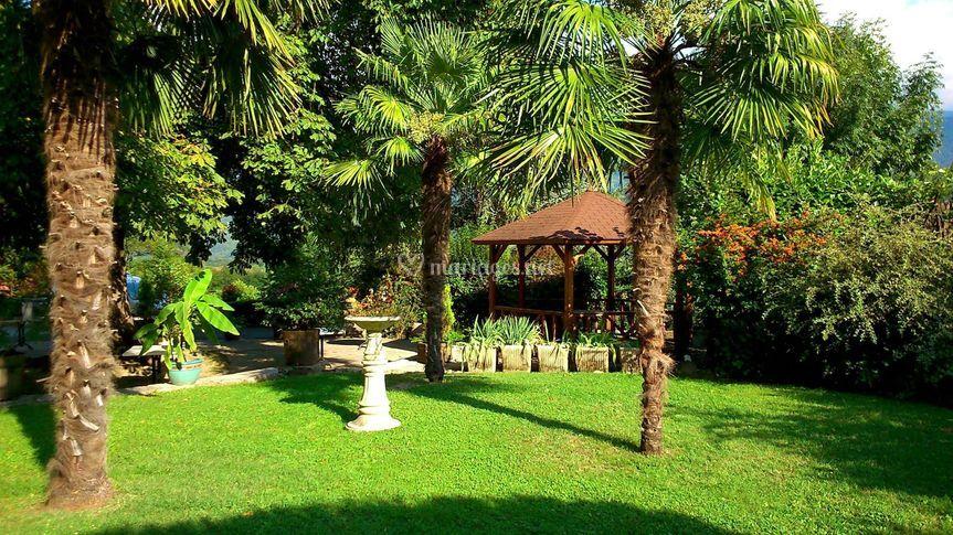 Jardins palmeraie