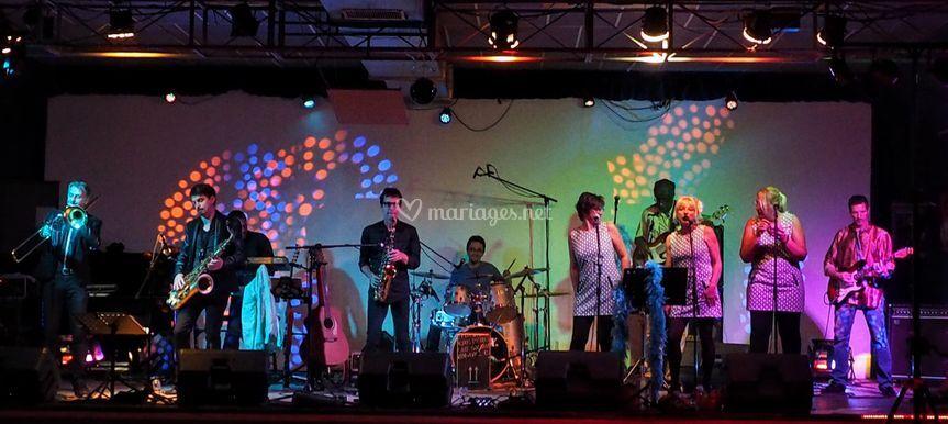 Orchestre variétés