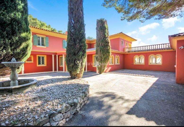 Villa florentina