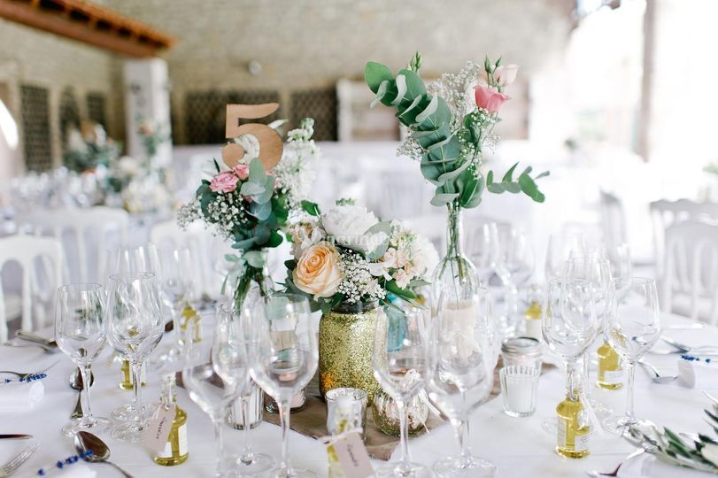 Mariage french chic
