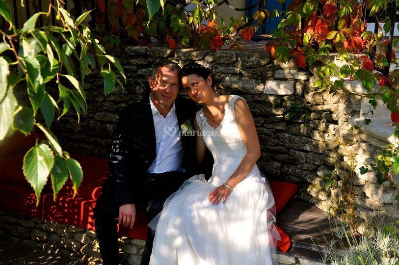 Mariage au SPA