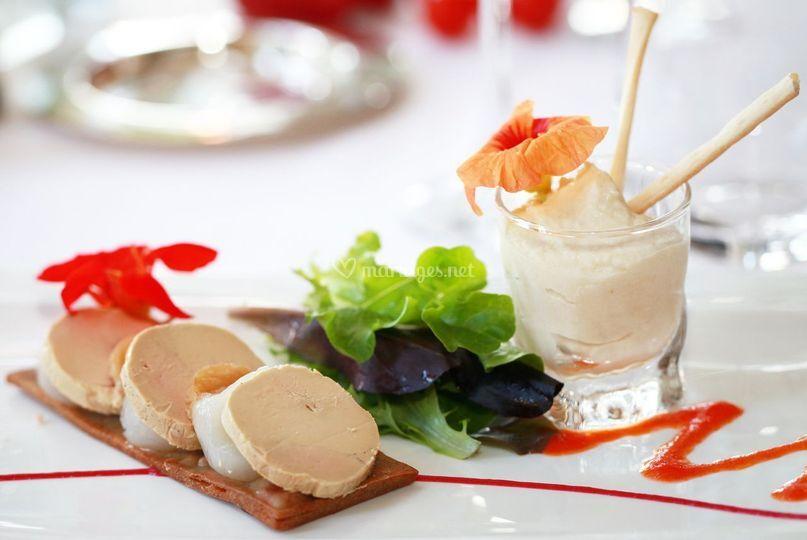 Exemple plat Restaurant
