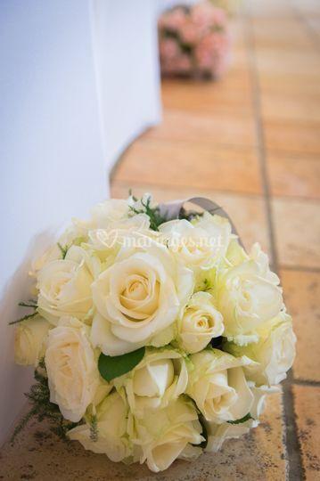 Boule fleurs