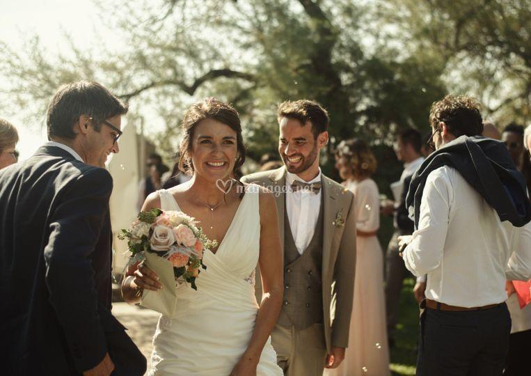 Wedding pauline & sébastian