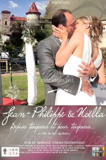 Vidéos de mariage Grenoble