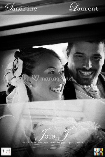 Vidéos de mariage Paris