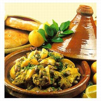 "Divers menu "" tagine"""