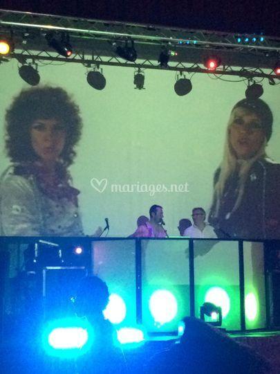 Soirée DJ : Thème Disco