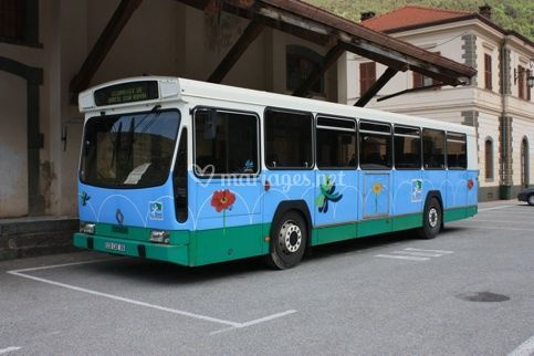 Bus 96 places années 80'