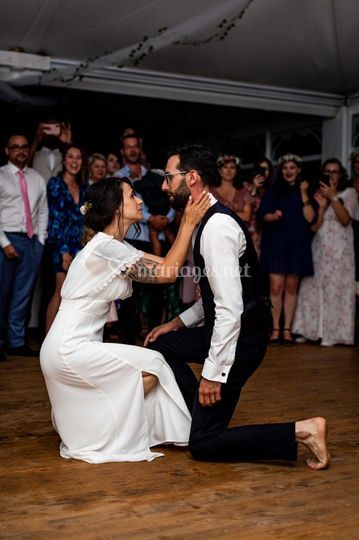 Cours danse mariage