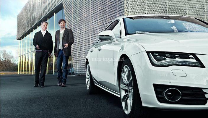 Le plaisir de rouler en Audi