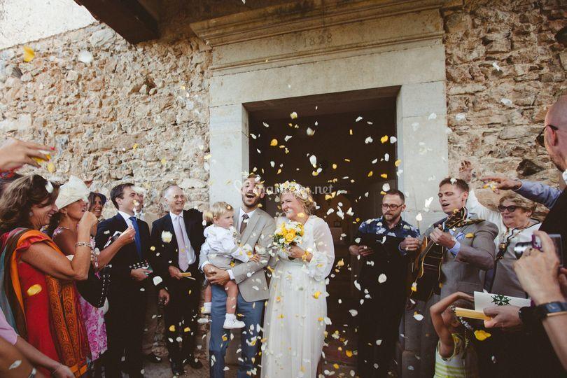 Mariage au Domaine de Rey