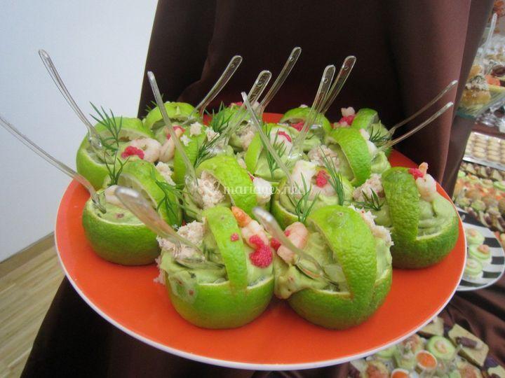 Citron a la guacamole