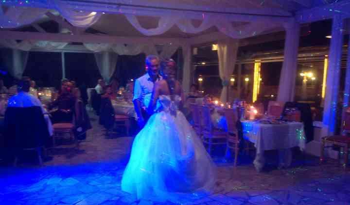 Mariée ouverture bal