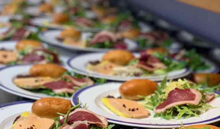 """Foie gras mi cuit""""maison"""""""