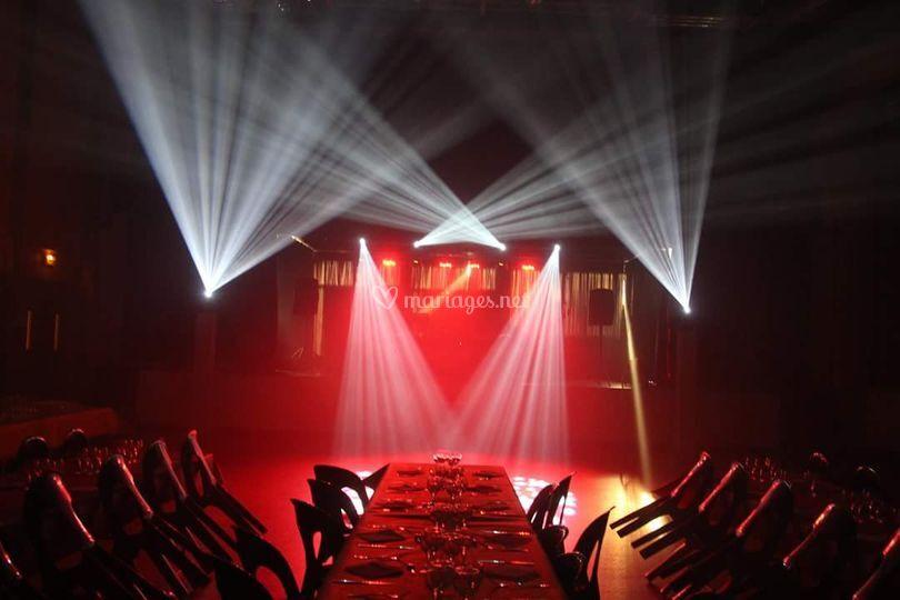 Audo Light Event's