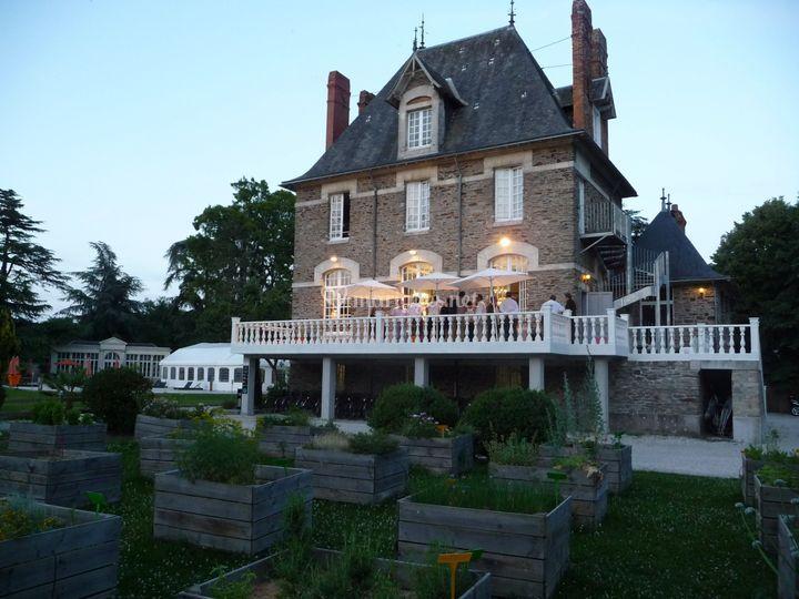 Terrasse Manoir
