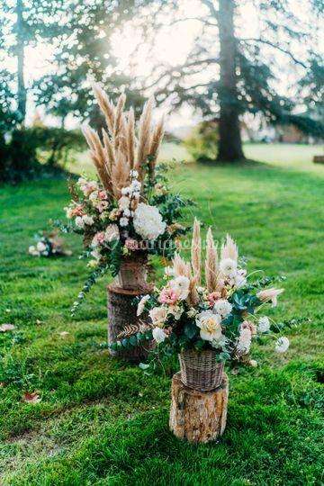 Bouquets Cérémonie