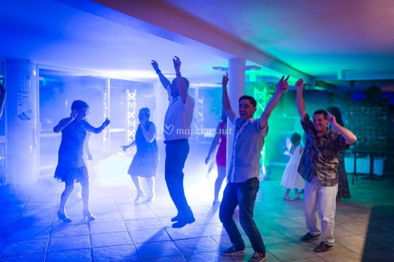 Ambiance dansante