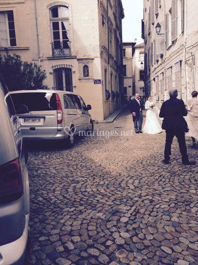Avignon par Belle Provence