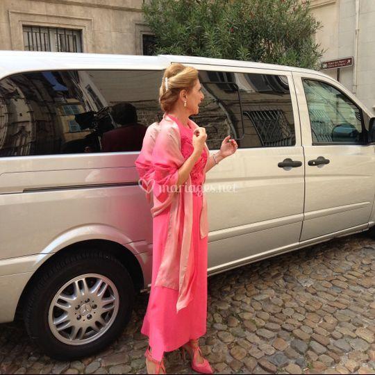 Van Mariage par Belle Provence