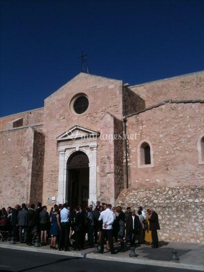 A l'Eglise par Belle Provence